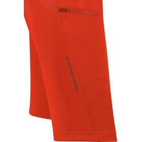 GORE WEAR C5 Trail Windstopper Shorts Men orange.com